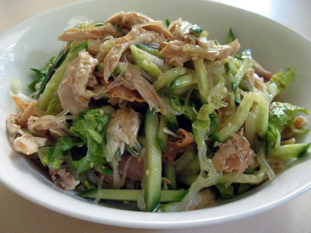 Chicken_Harusame_Salad