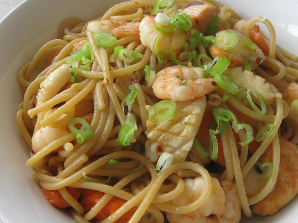 Spaghetti_Seafood