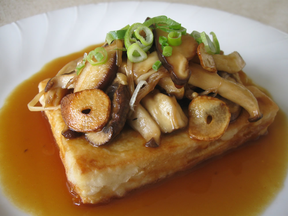 Tofu_Mushroom