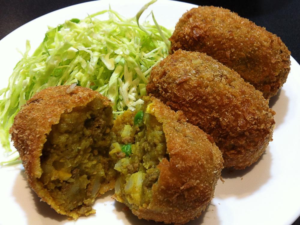 Korokke_Curry
