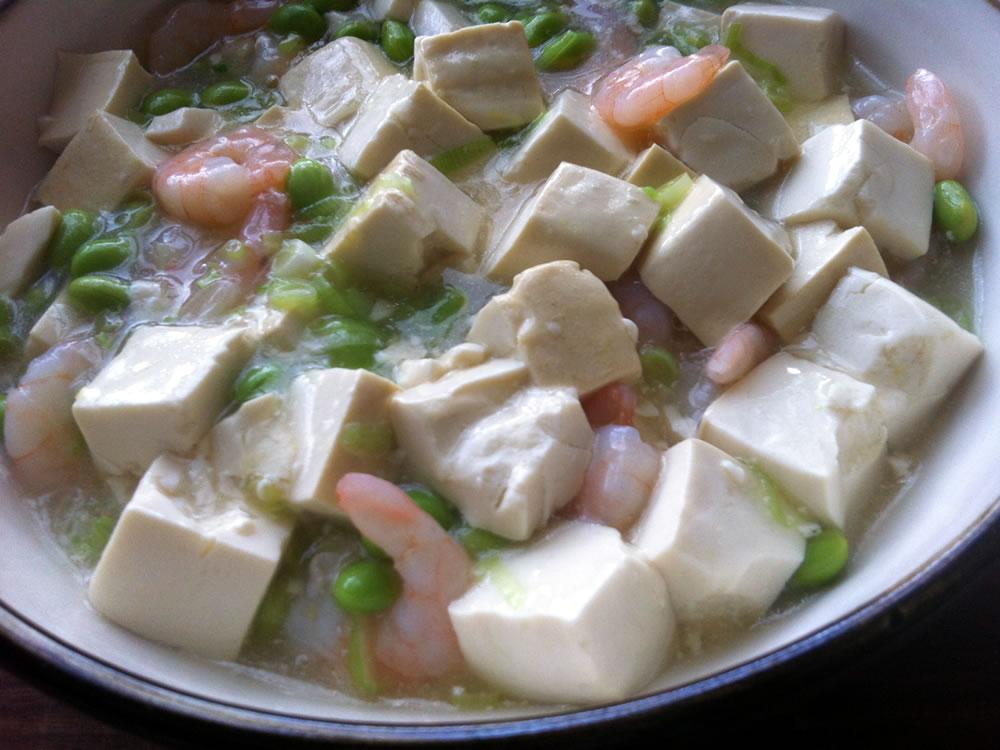 Tofu_Prawns_Edamame
