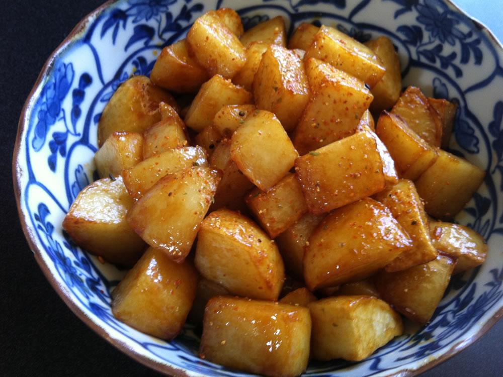 Tariyaki_Potato2