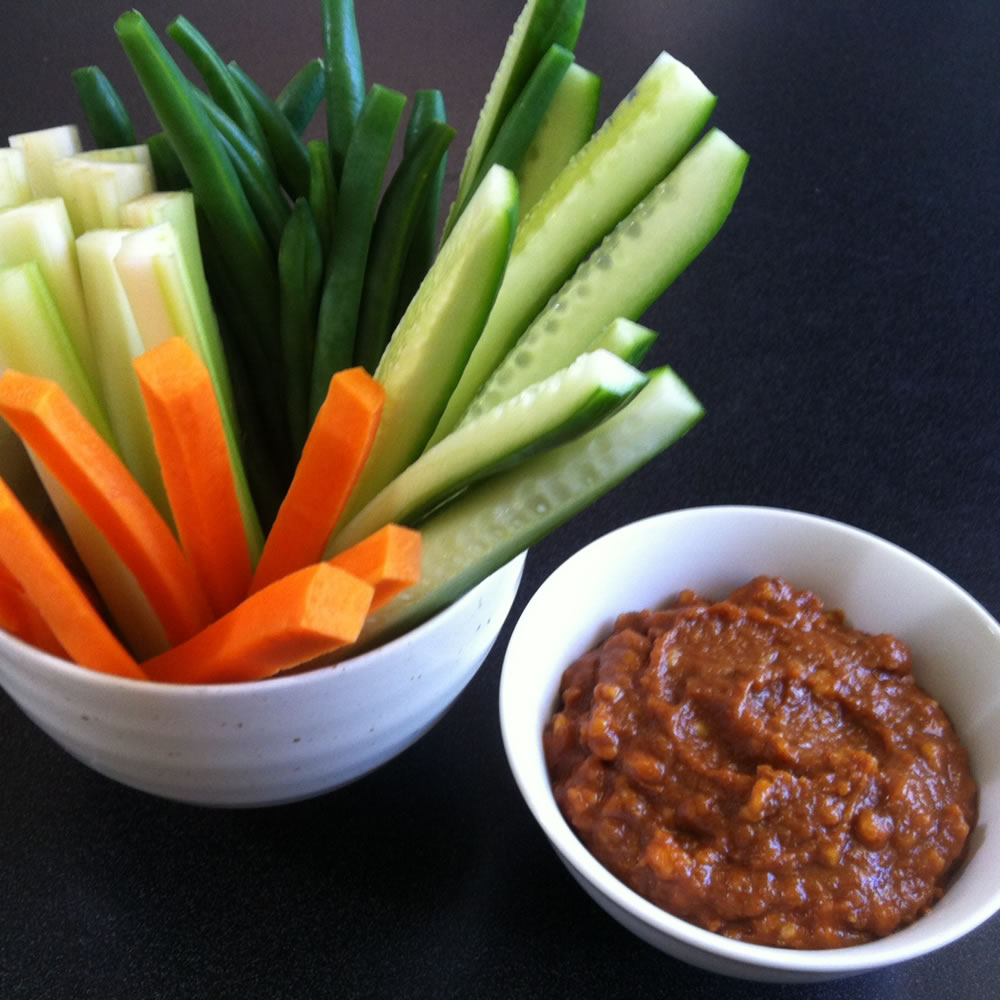 Vegetable_Sticks_Miso_Dip