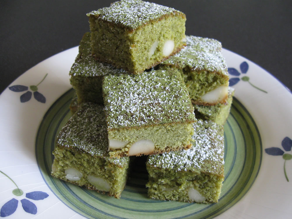 Matcha_Brownie