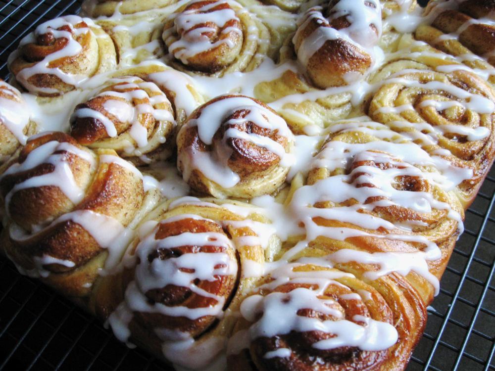 Cinnamon Rolls Hiroko S Recipes