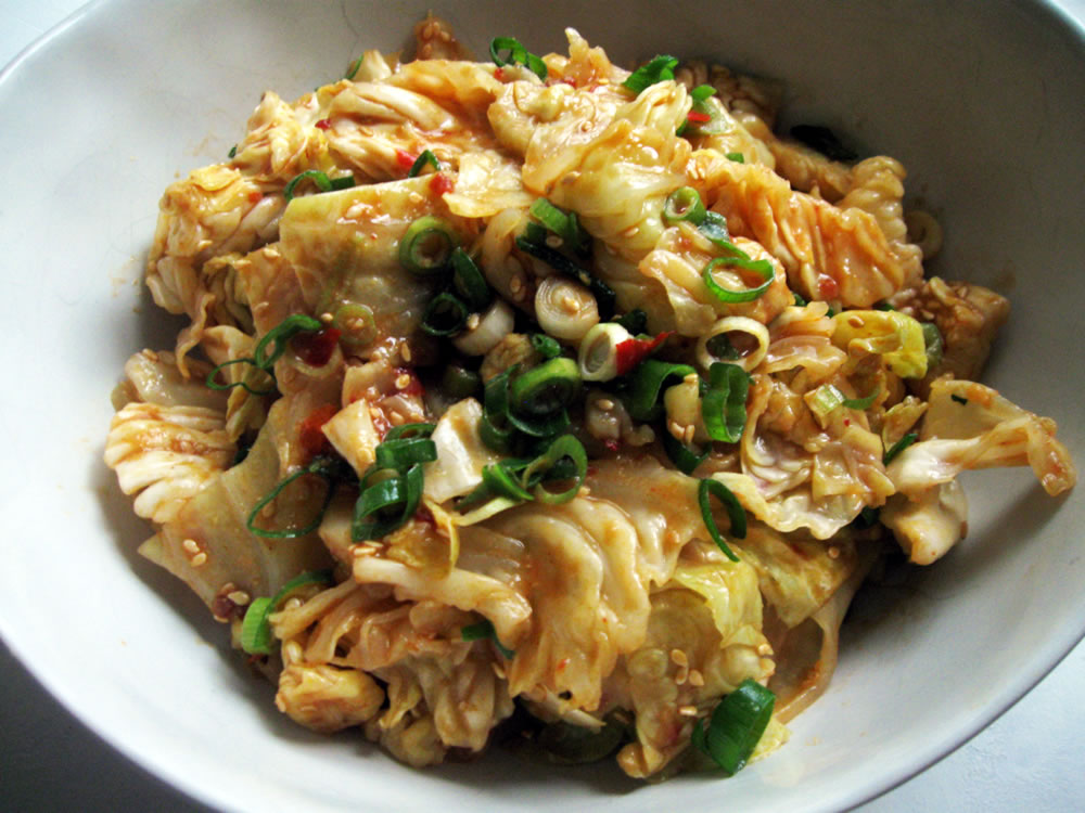 Spicy_Garlic_Miso_Cabbage