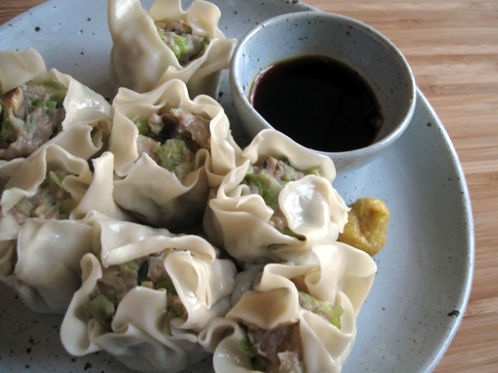 how to make chinese dim sims